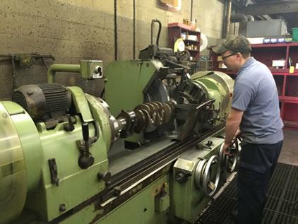 Crankshaft Service, Grinding, Welding, and Straightening, Louisville